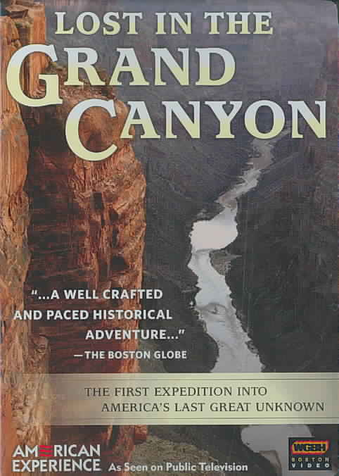 AMERICAN EXPERIENCE:LOST IN THE GRAND BY AMERICAN EXPERIENCE (DVD)